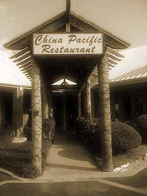 China Pacific Restaurant Location
